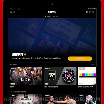 ESPN: Live Sports & Scores ipad image 3