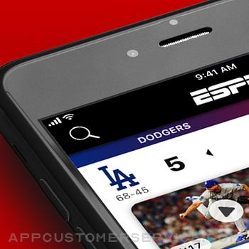 ESPN: Live Sports & Scores iphone image 1