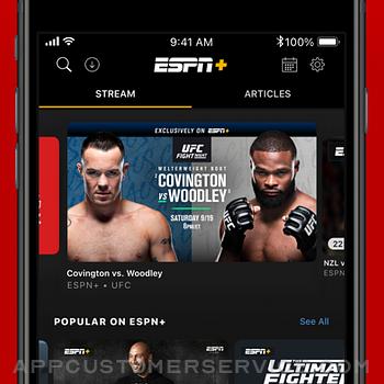 ESPN: Live Sports & Scores iphone image 3