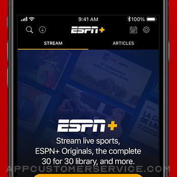 ESPN: Live Sports & Scores iphone image 4