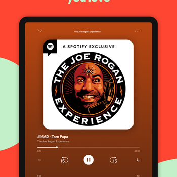 Spotify: Discover new music ipad image 4