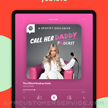 Spotify: Music and podcasts ipad image 4