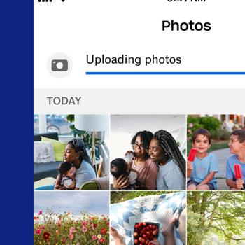 Dropbox: Cloud Backup & Drive iphone image 3