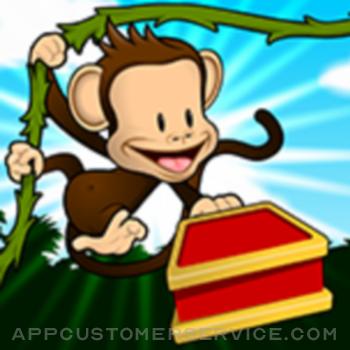 Monkey Preschool Lunchbox Customer Service