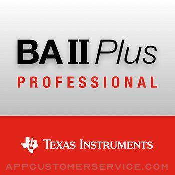BA II Plus™ Financial Calc Customer Service