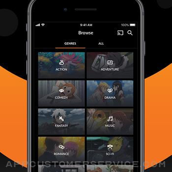 Crunchyroll iphone image 4