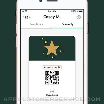Starbucks iphone image 2