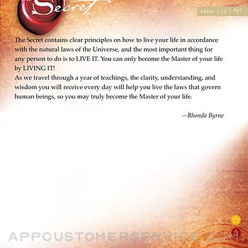 The Secret Daily Teachings ipad image 2