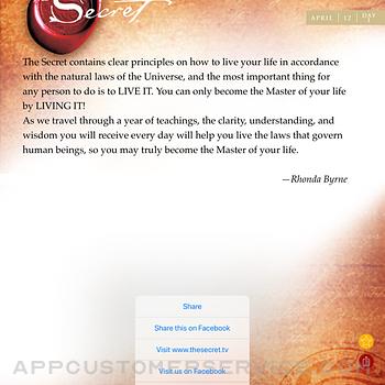 The Secret Daily Teachings ipad image 3