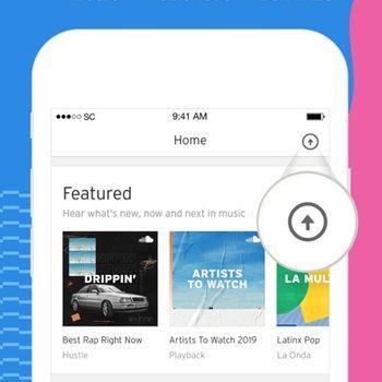 SoundCloud - Music & Audio iphone image 1