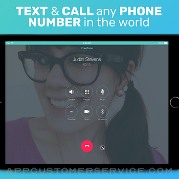 Free Tone - Calling & Texting ipad image 4