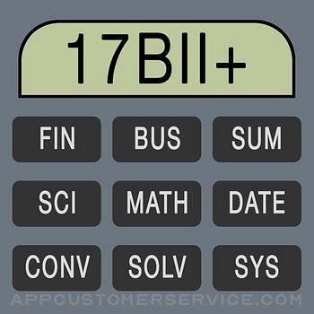 17BII-Pro Customer Service