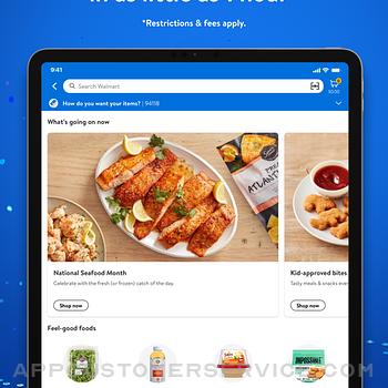 Walmart - Shopping & Grocery ipad image 3