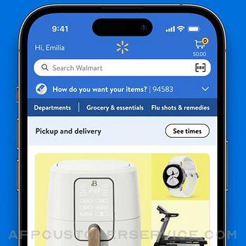 Walmart - Shopping & Grocery iphone image 1