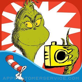 Dr. Seuss Camera - The Grinch Customer Service