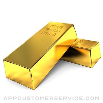 Gold Tracker Customer Service