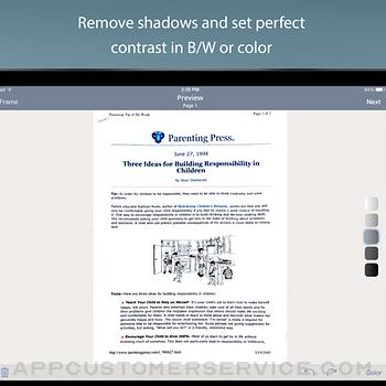 TurboScan™ Pro: PDF scanner ipad image 2