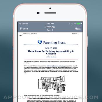 TurboScan™ Pro: PDF scanner iphone image 3