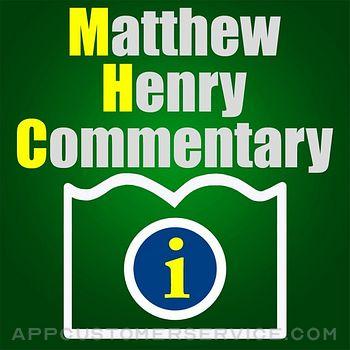 Matthew Henry Commentary Customer Service
