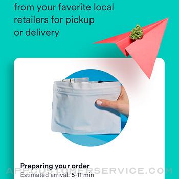 Weedmaps: Cannabis, Weed & CBD iphone image 1
