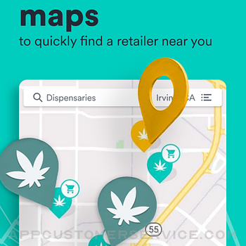 Weedmaps: Cannabis, Weed & CBD iphone image 3