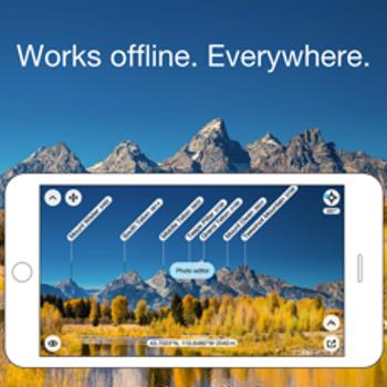 PeakFinder AR iphone image 3