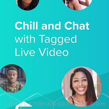 Tagged -Chill, Chat & Go Live! ipad image 1
