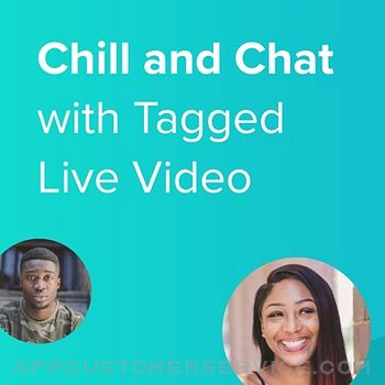 Tagged -Chill, Chat & Go Live! iphone image 1