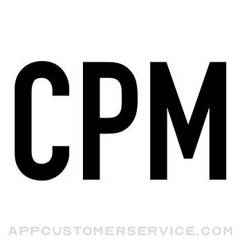 CPM Calc Customer Service