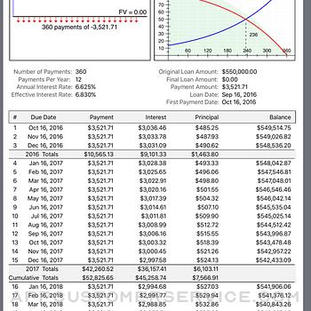10bii Financial Calculator ipad image 2
