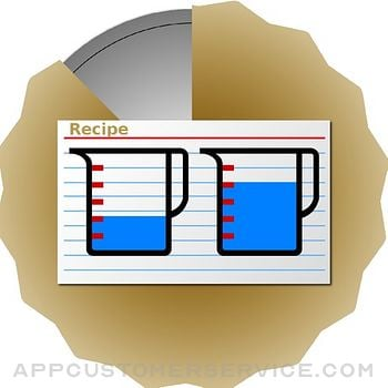 Serving Sizer Recipe Manager Customer Service