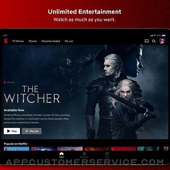 Netflix ipad image 1