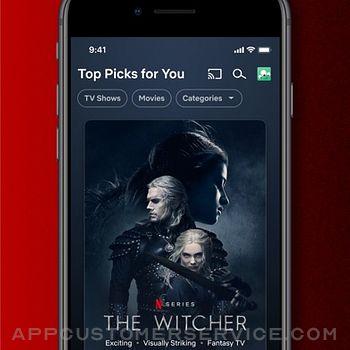 Netflix iphone image 1
