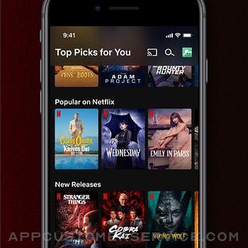 Netflix iphone image 2
