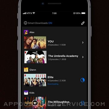 Netflix iphone image 3
