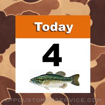 iSolunar™ Hunt & Fish Times Customer Service