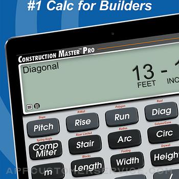 Construction Master Pro Calc ipad image 1