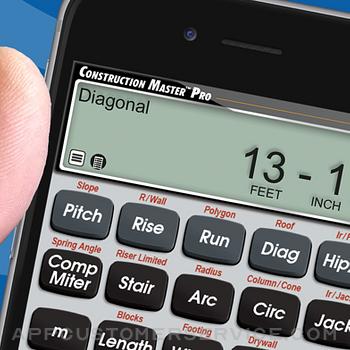 Construction Master Pro Calc iphone image 1