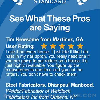 Construction Master Pro Calc iphone image 3