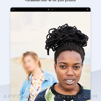 TouchRetouch ipad image 2