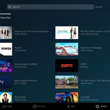 Hulu: Stream movies & TV shows ipad image 3