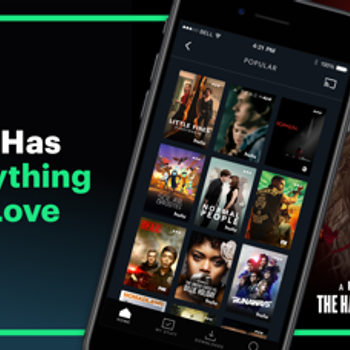 Hulu: Watch TV series & movies iphone image 1