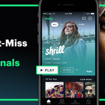 Hulu: Watch TV series & movies iphone image 2