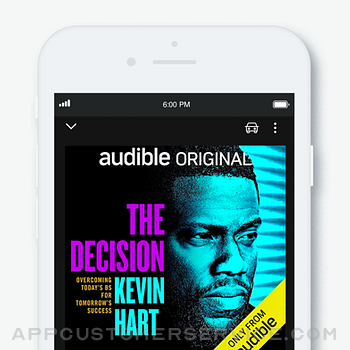 Audible audiobooks & podcasts iphone image 3