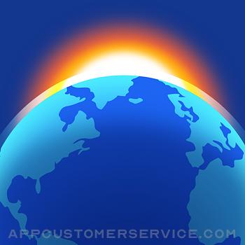 Living Earth - Clock & Weather Customer Service