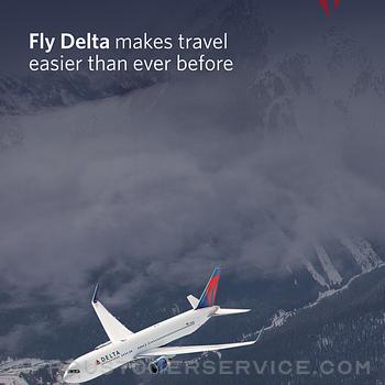 Fly Delta ipad image 1