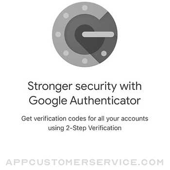 Google Authenticator iphone image 1