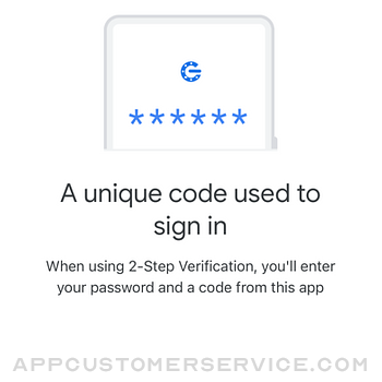 Google Authenticator iphone image 3