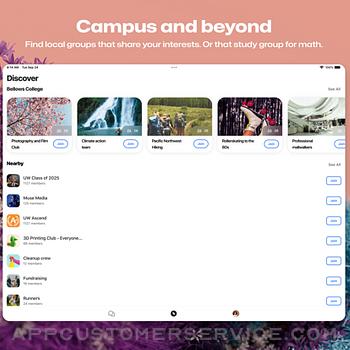 GroupMe ipad image 4