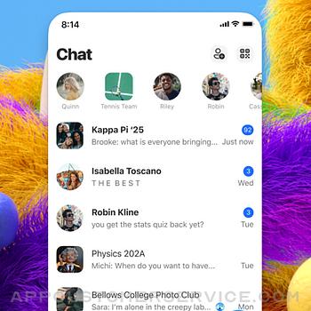 GroupMe iphone image 1